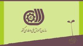 صدور گواهی مورد تایید سازمان فنی حرفهای کشور